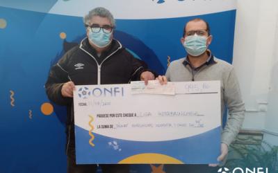 Mecanismos de solidaridad de los jugadores Santiago Bueno, Edgar Elizalde, Diego Rossi y Emilio Zeballos