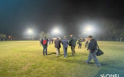 Iluminá el Deporte en el Club Social y Deportivo La Granja de Fútbol Infantil